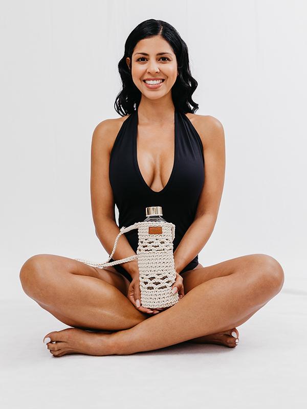 AMANA Bottle Carrier mit Schulterriemen