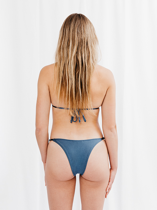 BELLA - Brazilian Cut Bikini Bottom Tricolor