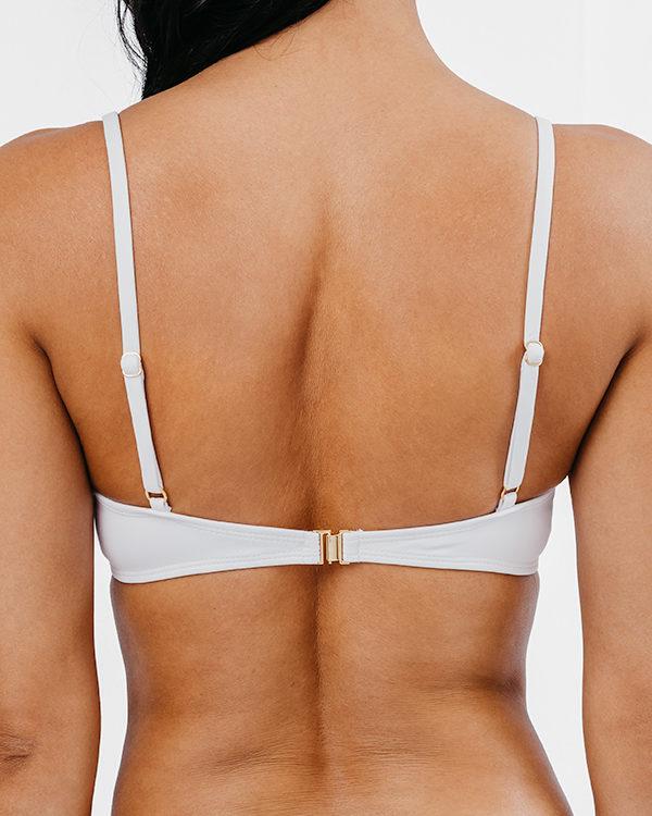 BAIA - Underwire Bikini Top White