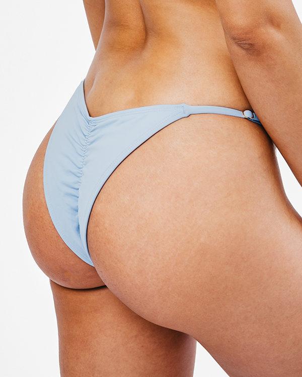OLINDA - Brazilian Cut Bikini Bottom Hellblau