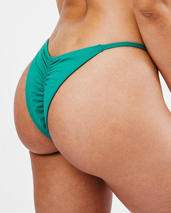 OLINDA - Brazilian Cut Bikini Bottom Grün