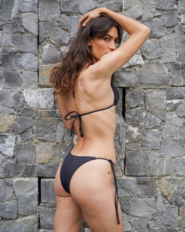 IPANEMA – Medium Cut Bikini Bottom Schwarz