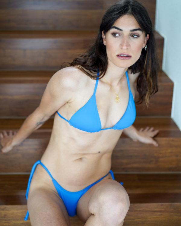 IPANEMA – Triangle Bikini Top Electric Blau
